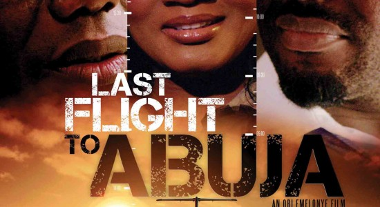 LAST FLIGHT TO ABUJA PREMIERE E POSTER